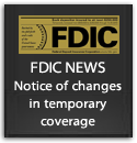 FDIC News, click here